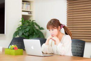 自宅でオンラインセミナー
