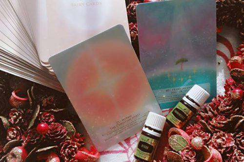 クリスマス聖油フランキンセンスとミルラ